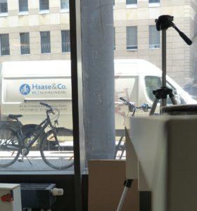 Apotheken-Einrichtung Schreinerei Haase & Co. Mainz
