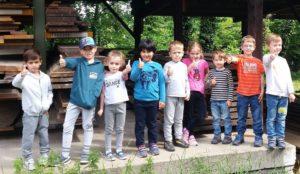 Schreinerei + Kindergarten, Haase & Co. Mainz